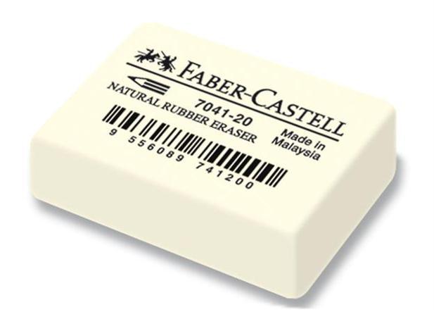 """Trintukas iš natūralaus kaučiuko """"Faber-Castell"""""""